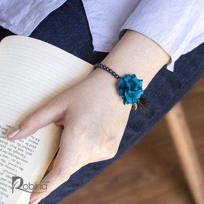 10AN18B1-L-آناهیتا دستبند آبی
