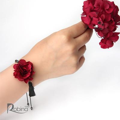 10AN18M1-L-آناهیتا دستبند سرخابی