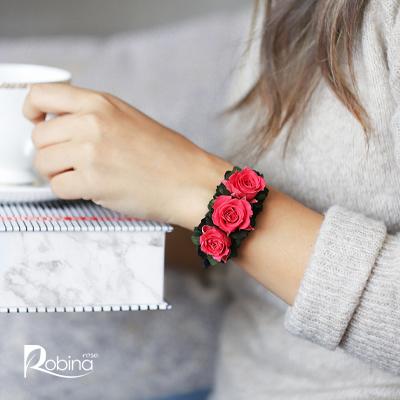 10RO11H1-L-رویال دستبند پلاس سبز